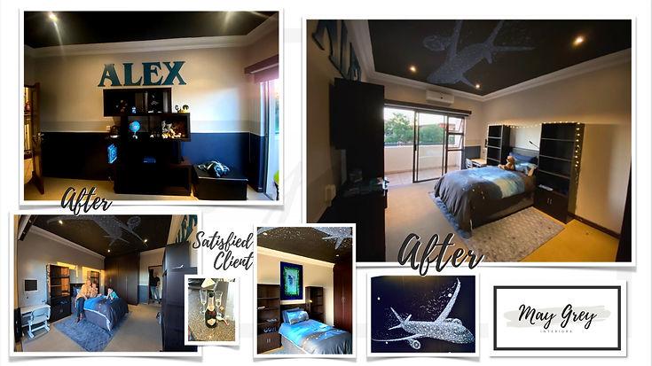 May Grey Interiors After Boys Bedroom