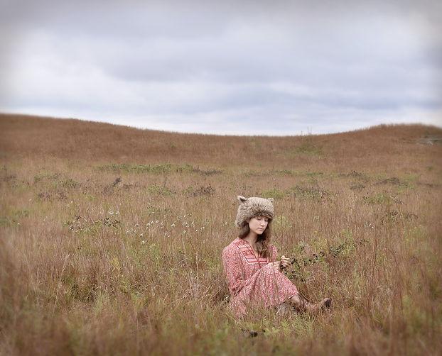 Natural outdoor portrait
