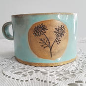 cup # 12 - $40.00 +shipping