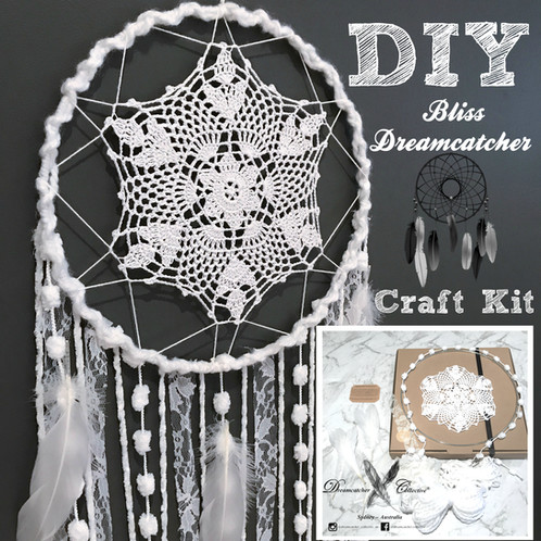 DIY Dreamcatcher Kit Large Bliss Custom Extra Large Dream Catchers For Sale