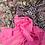 Thumbnail: Handgemaakte Shanna sjaal roze
