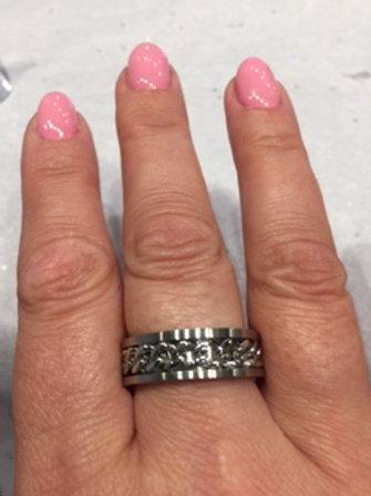 ring met schakels