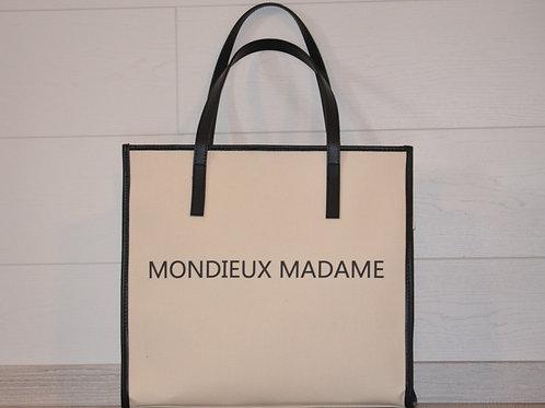 Mondieux Madame zwart-wit