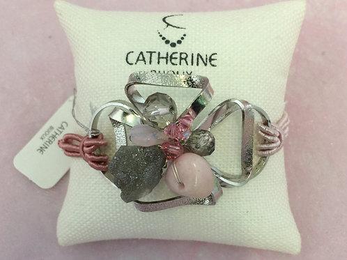 Roze armband Catherine