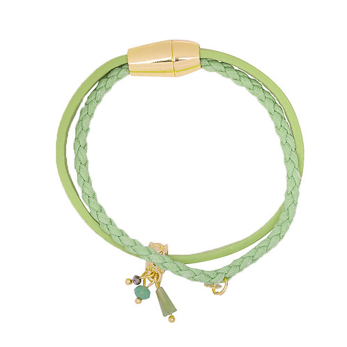 armband groen magnatic