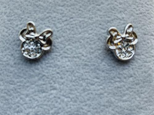 Kids oorbel Mini zilver