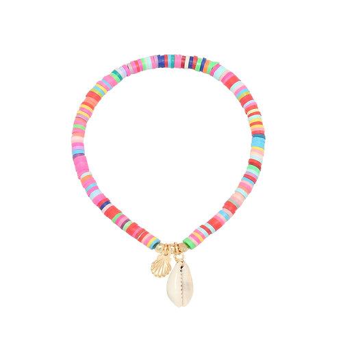 Armband perfect storm regenboog
