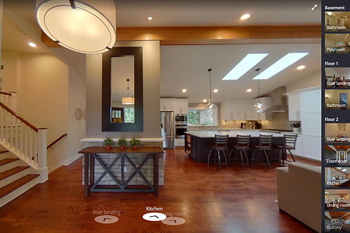 Zillow 3D Home Tour (3001-4000 Sq Ft)