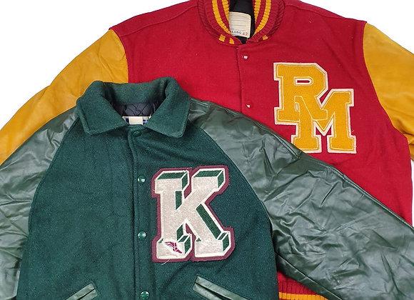 Vintage Baseball USA Wool Jacket