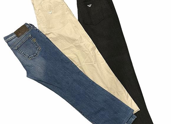 Italian Premium Branded Trousers - 25KG