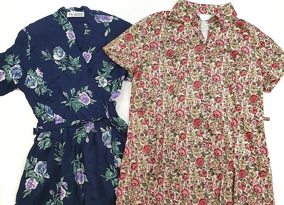 Italian Vintage Floral & Patterned Dresses