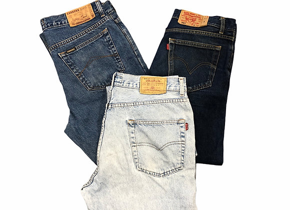 Italian Branded Jeans/Trousers - 25KG