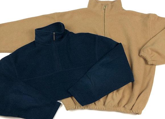 Vintage Plain Fleeces