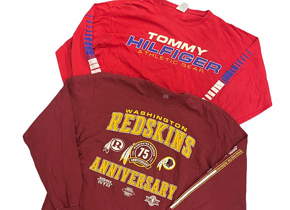 Branded Long Sleeved T-Shirt