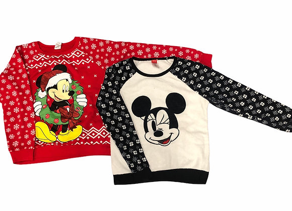 Disney Christmas Sweatshirts -10KG