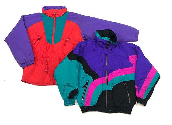 Crazy Ski Jackets - X20