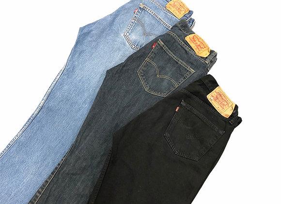 Levi's 501 Jeans Grade C - 25KG