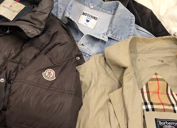 Vintage Premium Branded Jackets