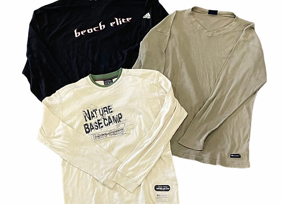 Branded Long Sleeved Tops - 25KG