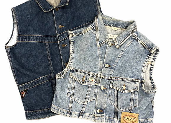 Vintage Denim Jackets X20