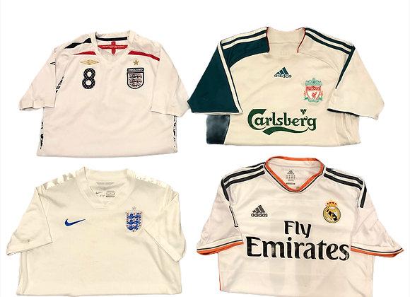 X38 Vintage Football Shirts Youth Sizes Set Lot