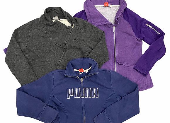 Puma Zip Sweatshirt Mix - 25KG