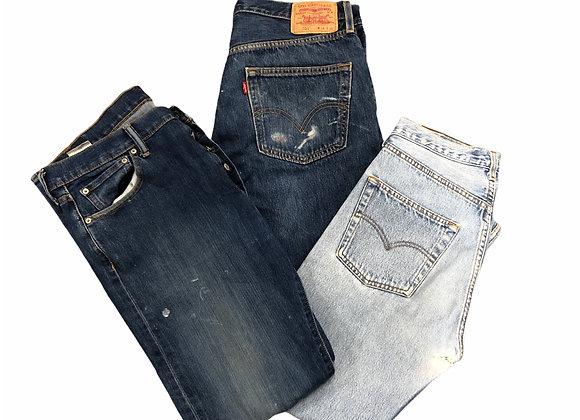 Levi's Jeans - Grade B/C 25KG