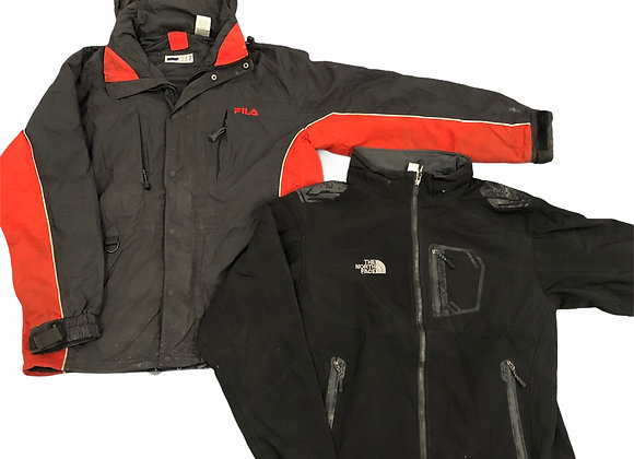 Vintage Branded Windbreaker Jackets