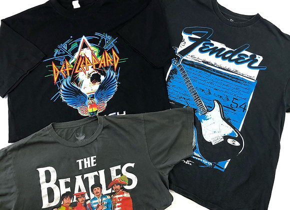 Vintage Music T-Shirts