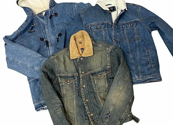 Denim Lined Jackets - 20KG