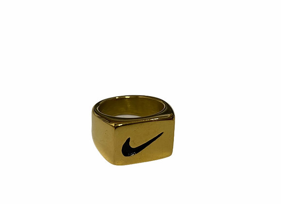 Vintage Style Swoosh Ring (Single item)