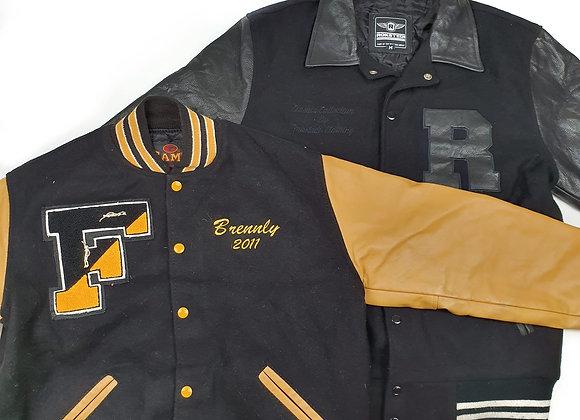 Baseball USA Wool Jacket - Grade B