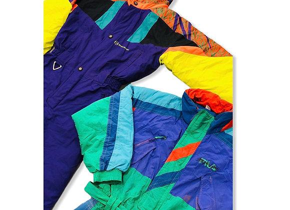 Branded Ski Clothing Mix