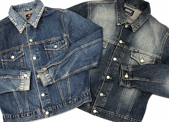 Unbranded Denim Jackets - 20KG