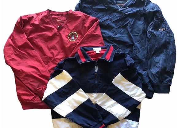 Vintage IZOD/DOCKERS Pullover Jackets
