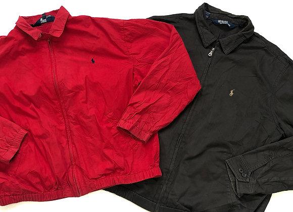 Branded Harrington Jacket