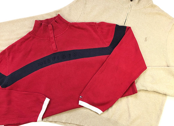 Tommy/Ralph Sweaters - 45KG Bale