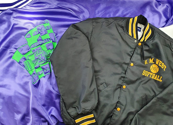 USA Varsity Jackets - Grade B