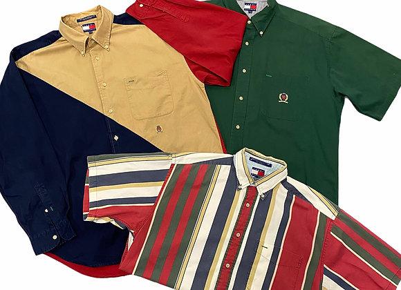 Vintage Tommy & Ralph Branded Shirts