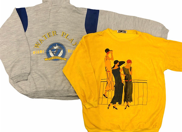 Printed/Unprinted Sweatshirts - 25KG