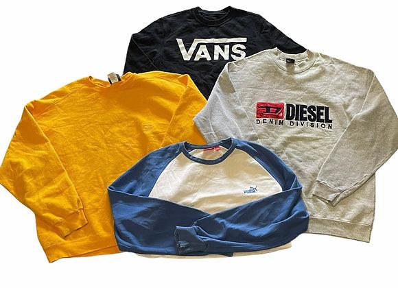 Branded Sweatshirts Grade B - 20KG