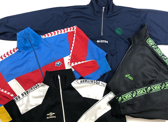 Branded Track Jackets X20