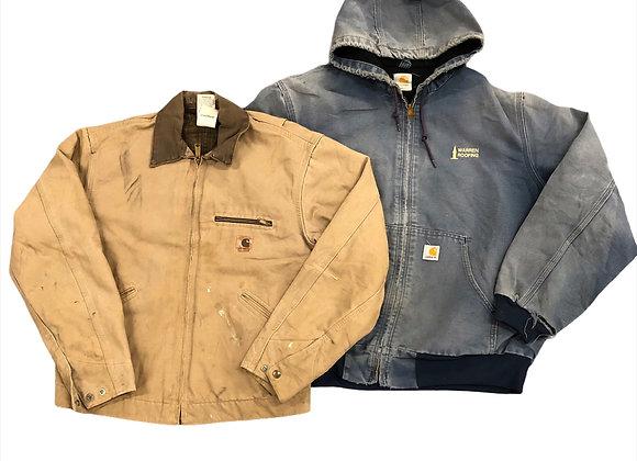Vintage Carhartt Jackets - 15KG