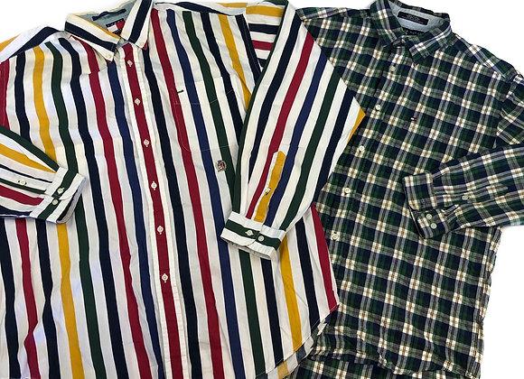 Branded Shirts - Grade B/C 25KG