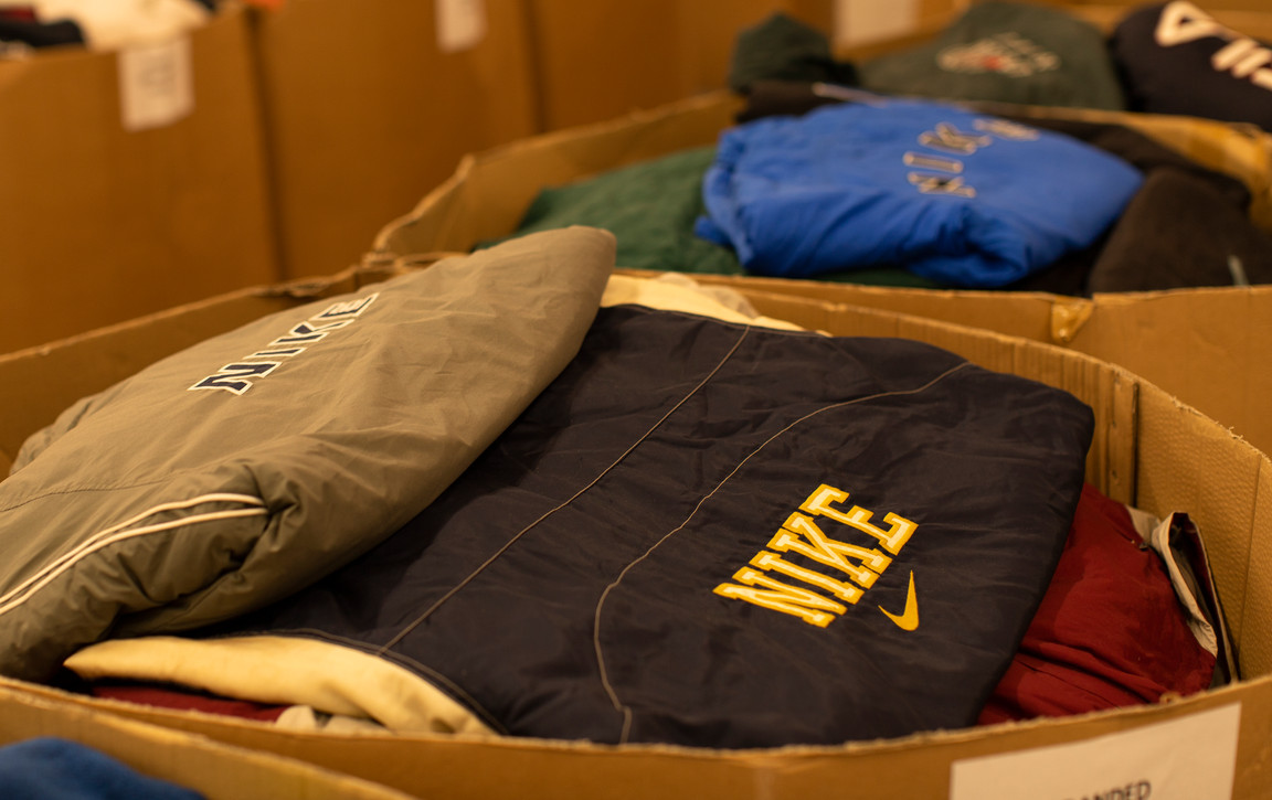 Branded Jackets