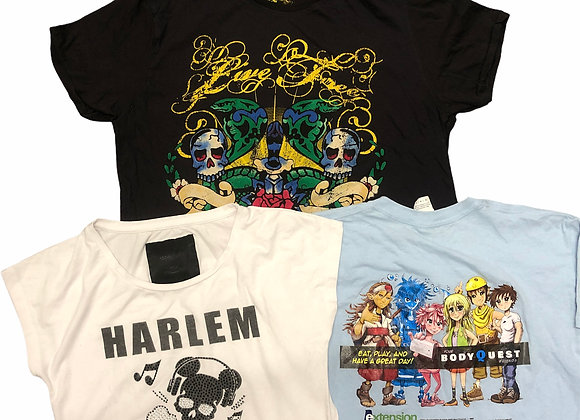 Graphic T-Shirts - 25KG