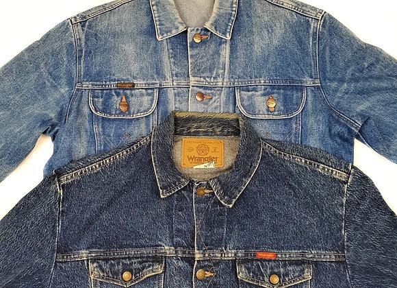 Branded Denim Jackets - 25KG