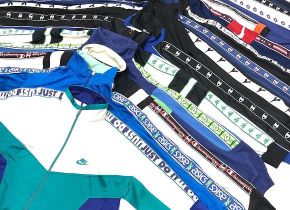 Vintage Branded Track Jackets