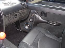 Seat and Door Panel
