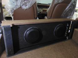 JL Audio Sub Box Installation